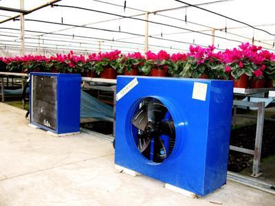 大棚暖风机的使用优势及大棚暖风机产品特点