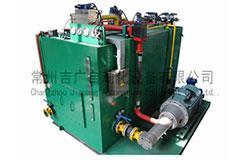 吹瓶机透明线螺杆液压站液压系