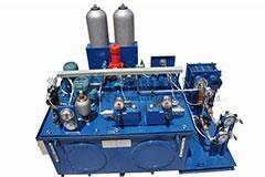 油压机液压站