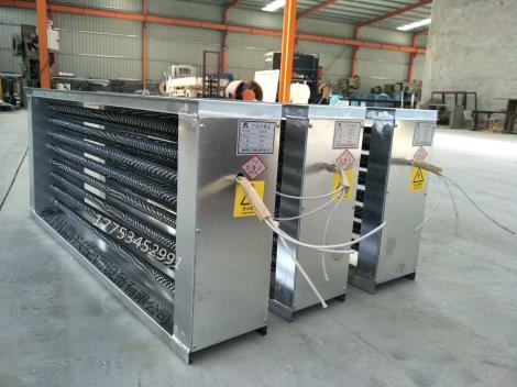 德州鼎兴生产加工空气加热器厂家