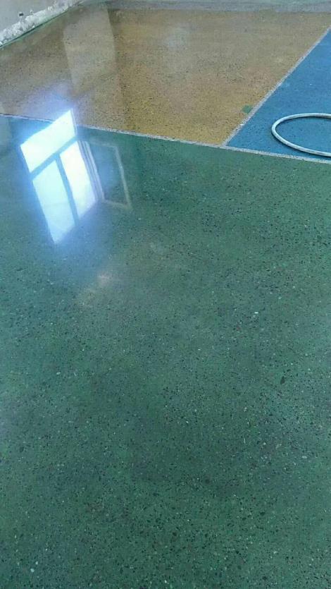 上海地板翻新