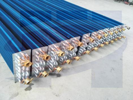 铝管表冷器的各种形式