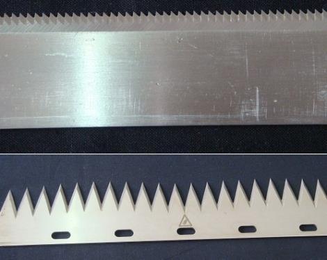 锯齿切刀片