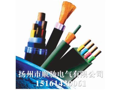 扁平橡胶软电缆生产商