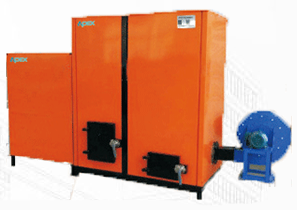 生物质热风锅炉定制