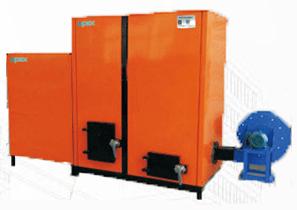 生物质热风锅炉生产商