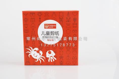 纸质玩具包装生产商