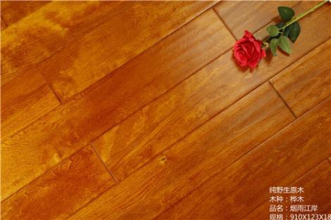 仿古櫟木地板