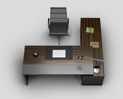 現代辦公桌