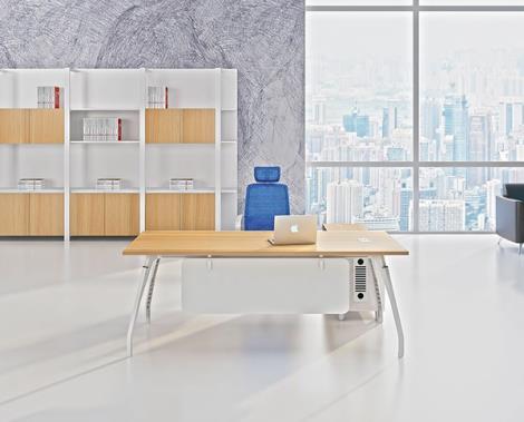 現代實木會議桌