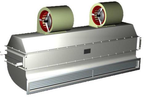 离心式热水空气幕生产批发