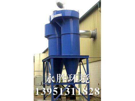 建材工业用分室反吹风袋式除尘器