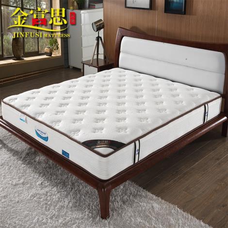 独立袋装弹簧床垫 天然乳胶床垫席梦思