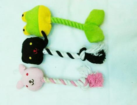 毛绒玩具生产商
