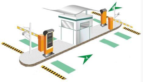 停车收费系统安装