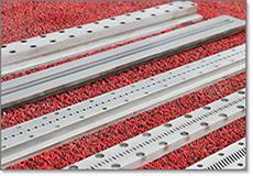 PVC地毯喷丝板定制