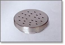 锦纶棕丝单丝喷丝板定制
