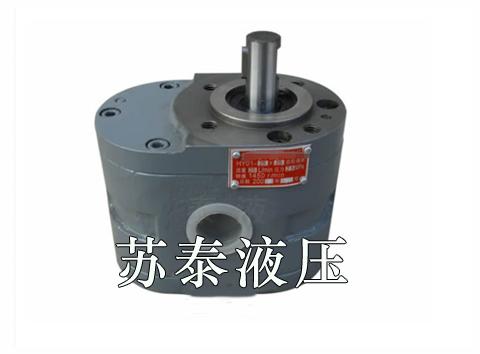 HY01(CBJ)齿轮泵