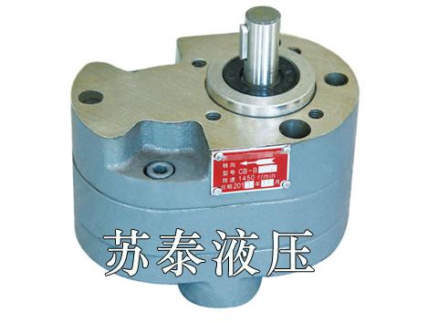 水齿轮油泵