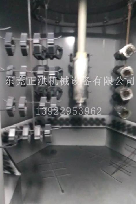 DISK自动静电喷涂设备