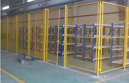 倉庫隔離鋼絲網
