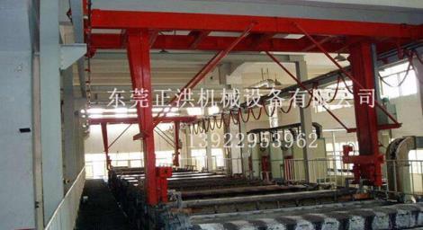 垂直升降电泳线生产商