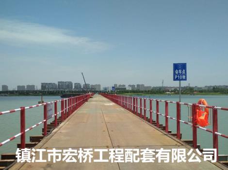 苏州市吴江鲈乡路(柳胥路-联中路)钢便桥