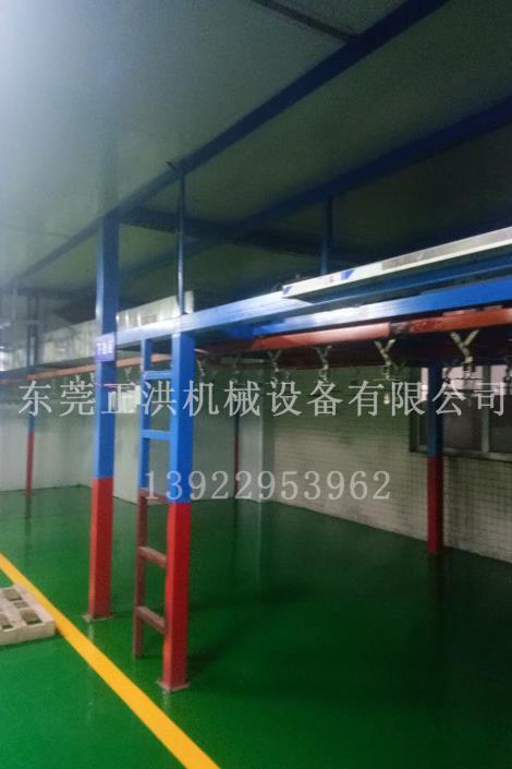 烤漆喷油生产线厂家