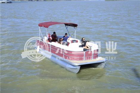 环保旅游观光艇
