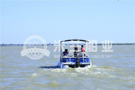 环保新能源旅游观光艇
