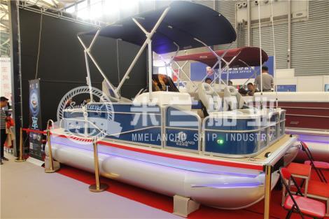 景区标准版旅游观光艇