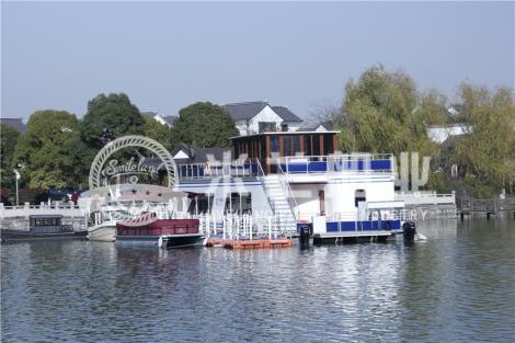 景区旅游观光艇