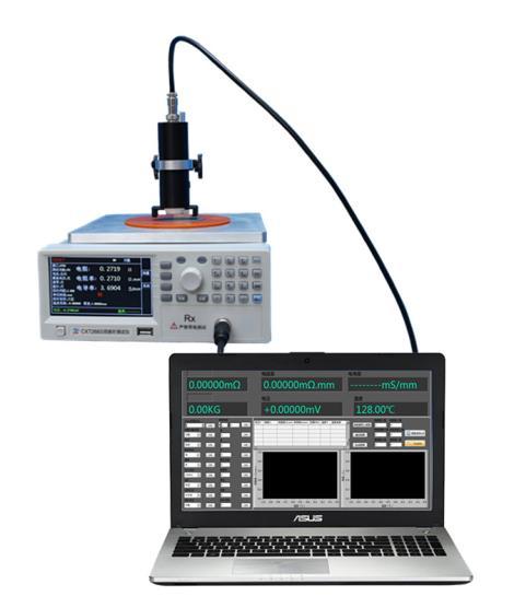 CXT2663 四探针方阻测试仪