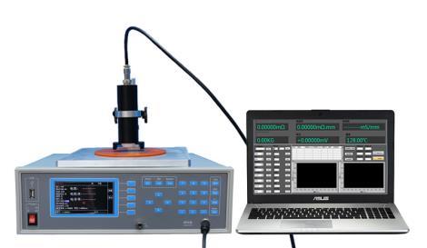 CXT2668 宽量程四探针方阻测试仪