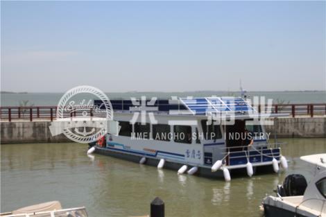 铝合金浮筒房船直销
