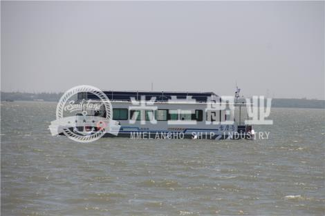 铝合金浮筒房船销售
