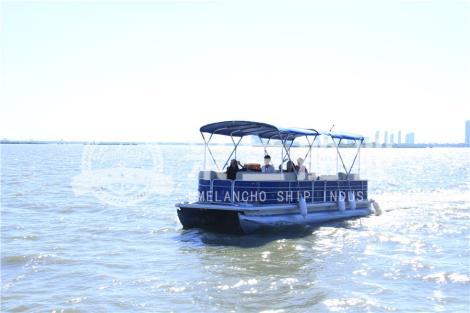 铝合金浮筒游艇厂家