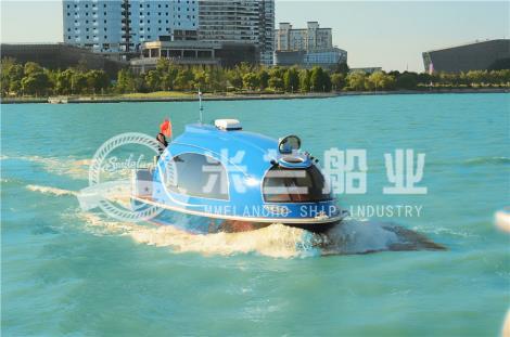 玻璃钢游艇直销