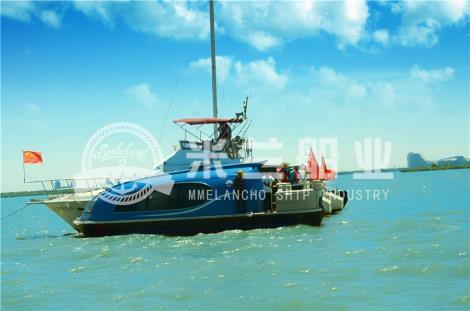 玻璃钢游艇租赁