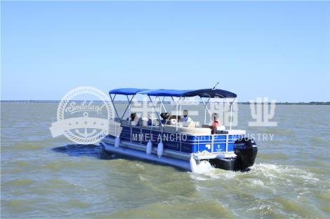 铝合金游艇
