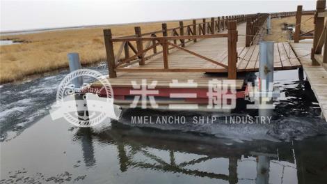 铝合金浮筒码头直销