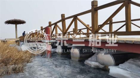 铝合金浮筒码头定制
