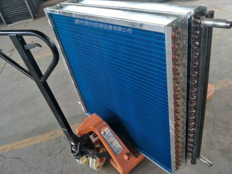 中央空调加长空调表冷器特点