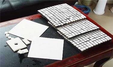 耐磨橡胶陶瓷衬板