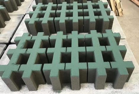 金坛挡土砖