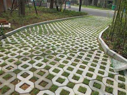南京草坪砖