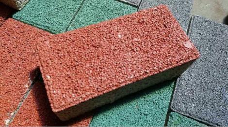 上海透水砖