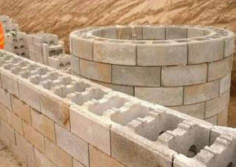 固城井壁模板