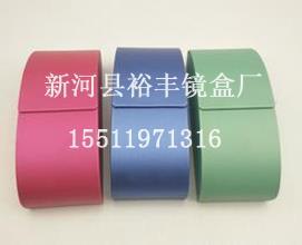 丝光纹太阳镜盒