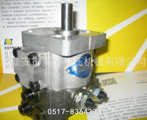 低压双联齿轮泵